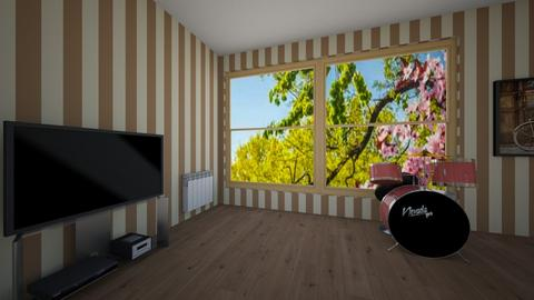 Mangaroom - Modern - Bedroom - by anyadvernayafeya