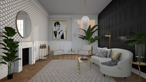 A_R_T_ Deco - Living room  - by djoleitaca