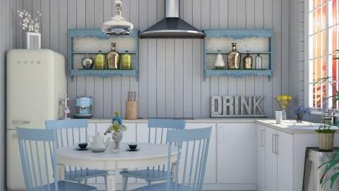 Drink refresh - Country - Kitchen  - by Liu Kovac
