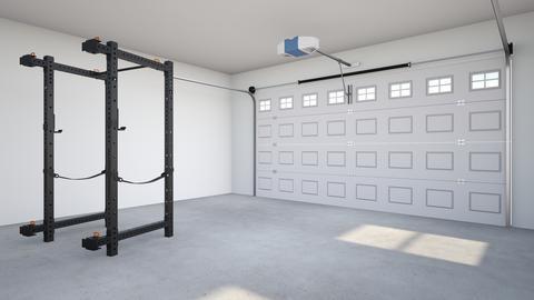 2 Car Garage Template - by rogue_9a0da402c8e8ef3c7d94d61776d91