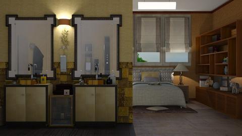 BB - Bedroom  - by nat mi