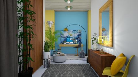 BYG office baby - by Okakambe_gal