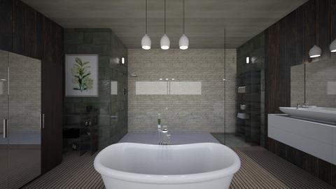 luxury bath - Bathroom  - by allday08