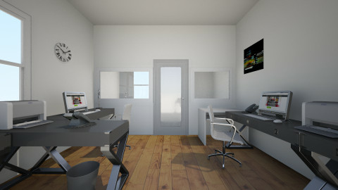 CAPSA - Minimal - Office  - by TheKhristooff