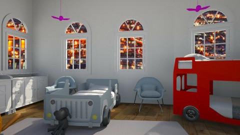 3 child room ... - by gogolina