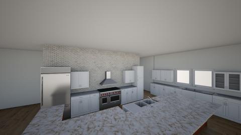 Kitchen 5 - Kitchen  - by bikari