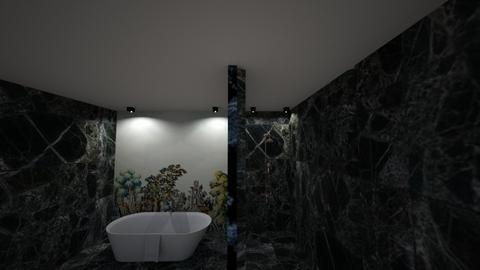Badkamer NIA - Classic - Bathroom  - by Quin deW