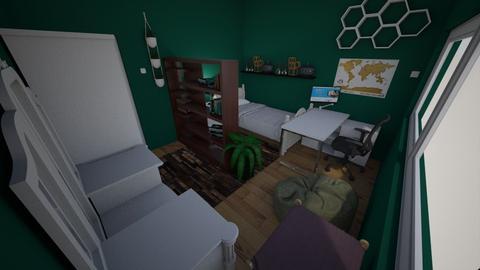 yeaa - Bedroom  - by deeidiot