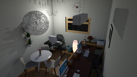 Office Olevera - Modern - Office  - by shameemziya