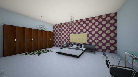 leslie bedroom - by s113978