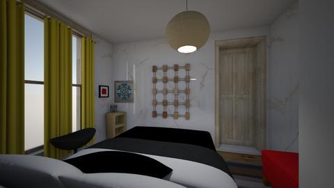 2 Floor - Bedroom  - by Nikolova27