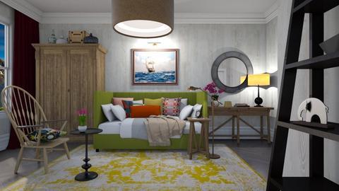Guests Sleep Here - Classic - Bedroom  - by 3rdfloor