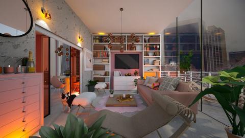 2705 - Bedroom - by diegobbf