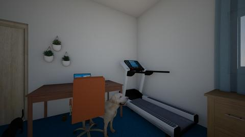 my bedroom - Modern - Bedroom  - by  Sarah_allen