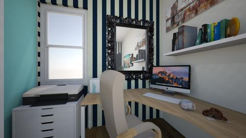 Home Office A - Office  - by Patrizzia