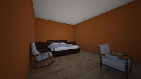bedroom - Bedroom - by mohamed555