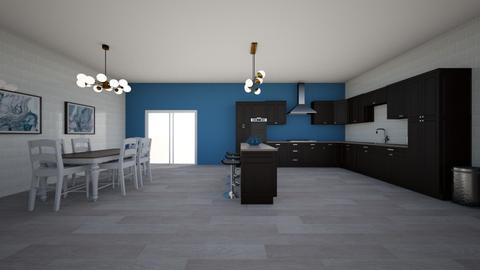 kitchen  - Kitchen  - by Olivia Sharpe