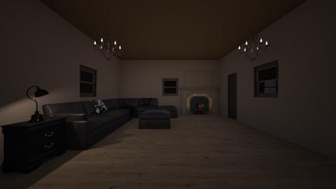 Winter Livingroom - Classic - Living room  - by roomaker334