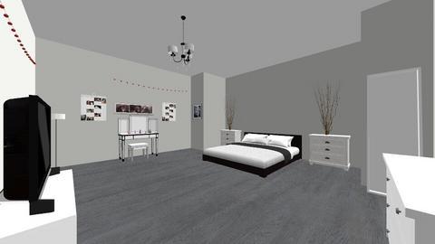 my bedroom  - Bedroom - by Destinip