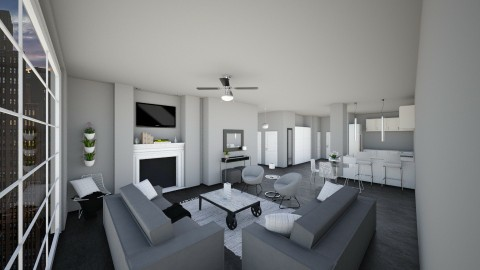 Livning room - Living room - by sweetswagger123