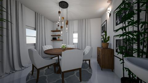 Utawala DR5 - Dining room - by Muthue