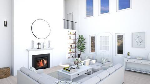 Entrance Way - Living room  - by jamikatj