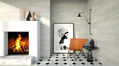 classic contemporary - Classic - Living room - by evemorgan96