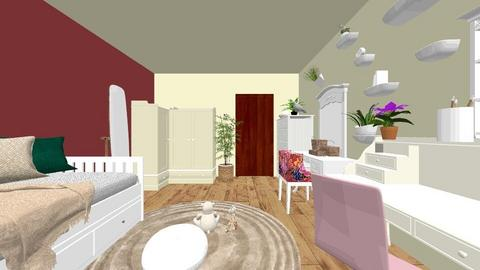 Amalka 2 - Kids room  - by Anet ka