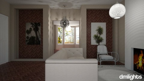 Classic Dutch House - Living room  - by DMLights-user-1297110