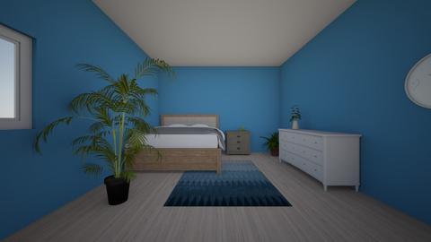 Sea Shore - Bedroom  - by CoyoteCat66