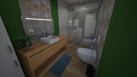 ewa - Bathroom  - by szyrly22