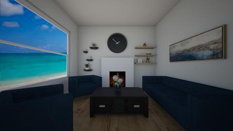 ColoursContest_Zozo_11 - Living room  - by Zozo_11