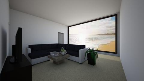 the place I call home - Modern - Living room  - by percy_jackson_geek