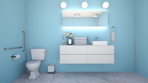 bathroom - Bathroom  - by alexar101199