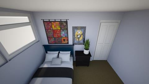 my room - Bedroom  - by aanthonyf1508