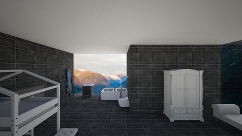 apartment - Modern - Bathroom  - by taebay1 OSG