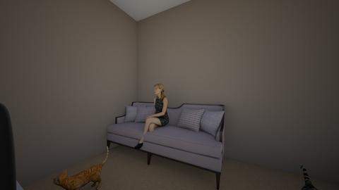 MariaAlice  - Classic - Living room  - by 10kozdim