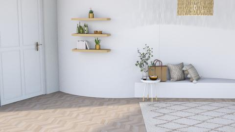 Simplistic Entrance  - by aestheticXdesigns
