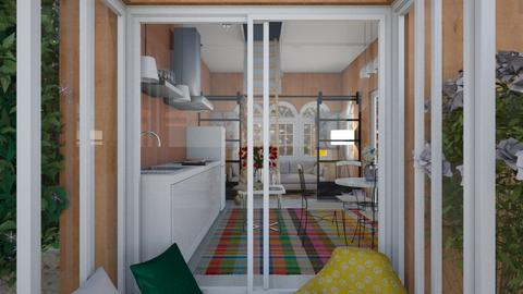 Container Home - Modern - by LivStyles09