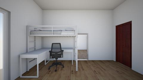pieza - Bedroom  - by gguxjn