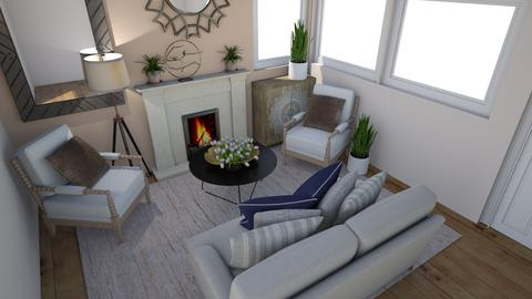 LS for Linda - Living room - by TheDutchDesigner