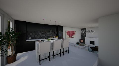 1 - Kitchen - by rebeka2112