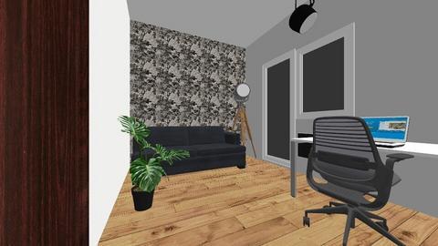sredni pokoj - Bedroom - by wolti
