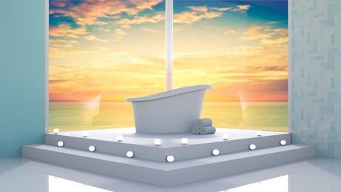 Island Vibes - Bathroom  - by LD16