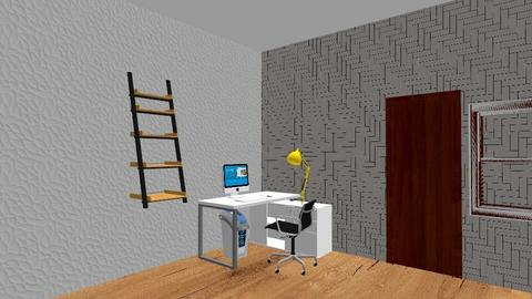 pro room   - Classic - Office  - by Zamin98