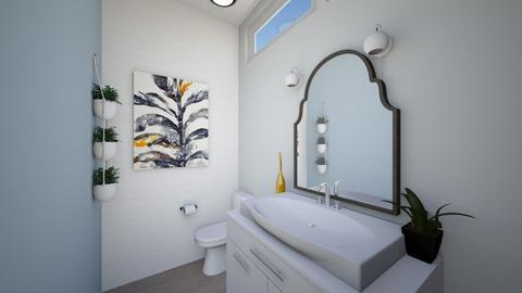 powder - Bathroom  - by MasonSumi12