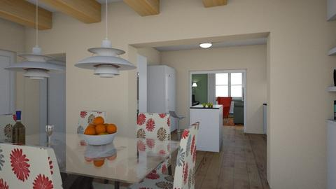 Family_kitchen_dini_JT_1 - Living room - by natajax