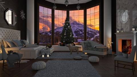 holiday season - Bedroom - by aggelidi 12312