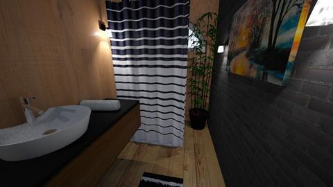 nuevo aparta bano - Bathroom - by haze25
