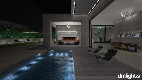 Concrete Villa - by DMLights-user-1000642